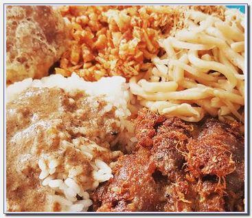 Nasi Campur Nyang Nyong Probolinggo