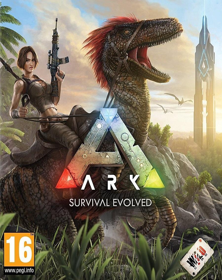 ARK Survival Evolved ESPAÑOL PC