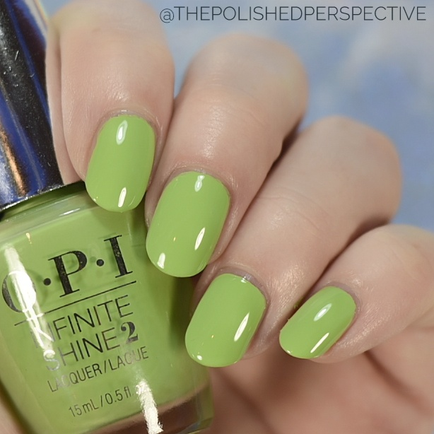 opi to the finish lime swatch