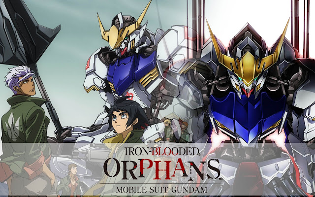 Gundam Iron Blooded Orphans Season 2 Sub Indo
