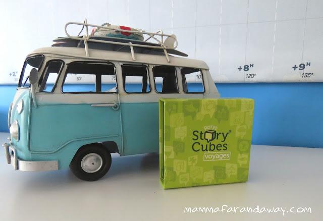gioco da viaggio inventa storie
