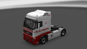 G.A. SMITH Skin for Volvo 2009 by Ohaha