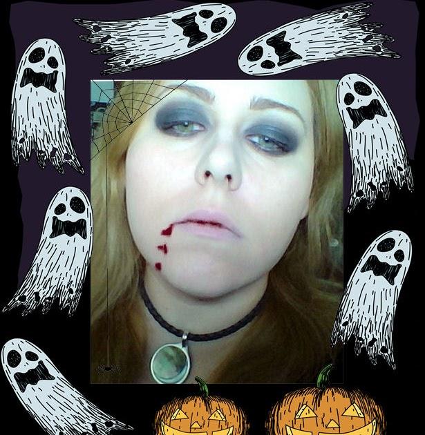 MAKEUP MADNESS: Sedutive Vampire Look For Halloween