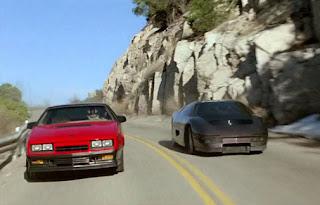film klasik balapan mobil the wraith