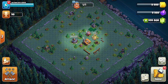 Clash of Magic - Clash of Clans Private Server