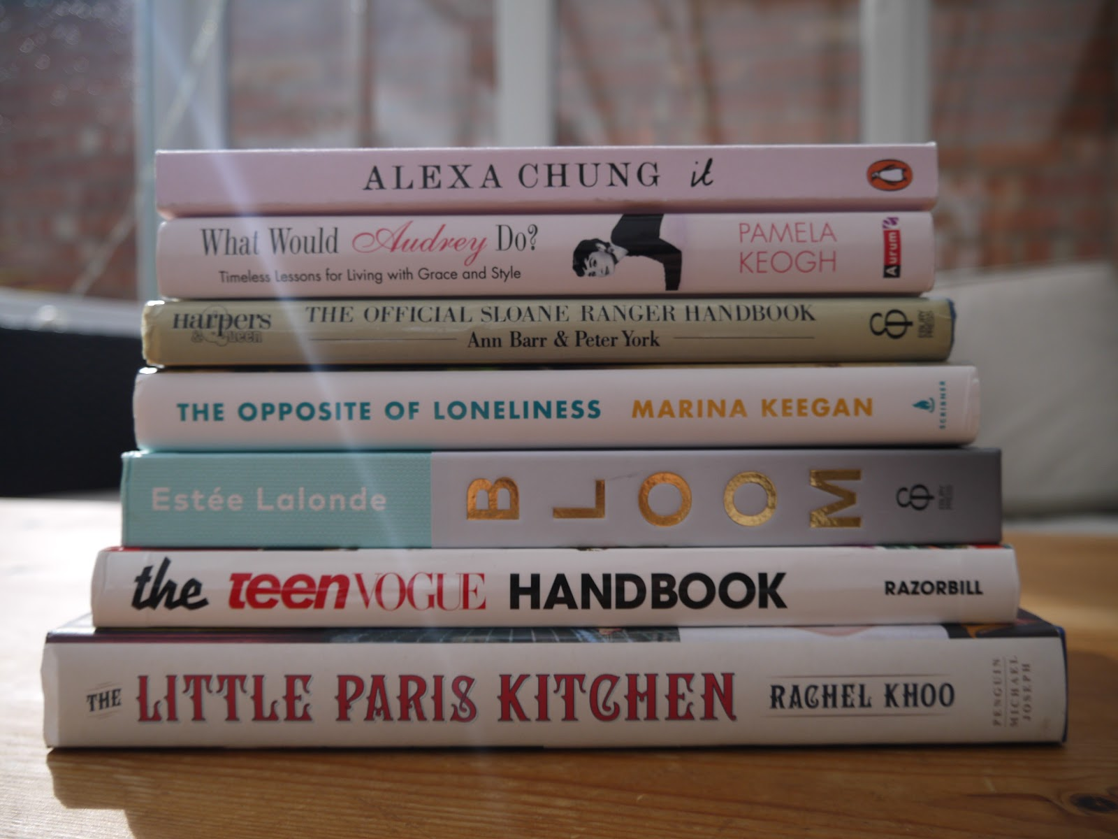 Anyway, Here Are A Few Of My Favourite Coffee Table Books (do Recipe Books  Count.