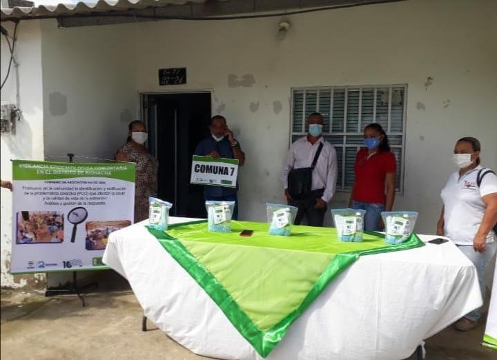 https://www.notasrosas.com/Alcaldía de Riohacha realiza Brigada de Salud, en la Comuna Diez