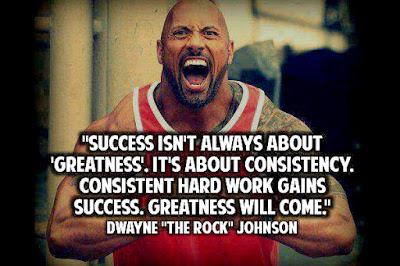 Famous Dwayne Johnson Quotes