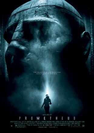 Prometheus 2012 Dual Audio Hindi 400MB BluRay 480p x264 ESubs