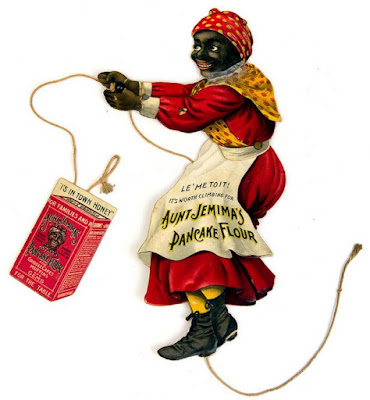 Aunt Jemima -- I's in town, Honey