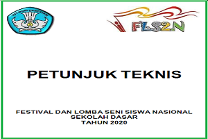DOWNLOAD JUKLAK JUKNIS FLS2N SD TAHUN 2020
