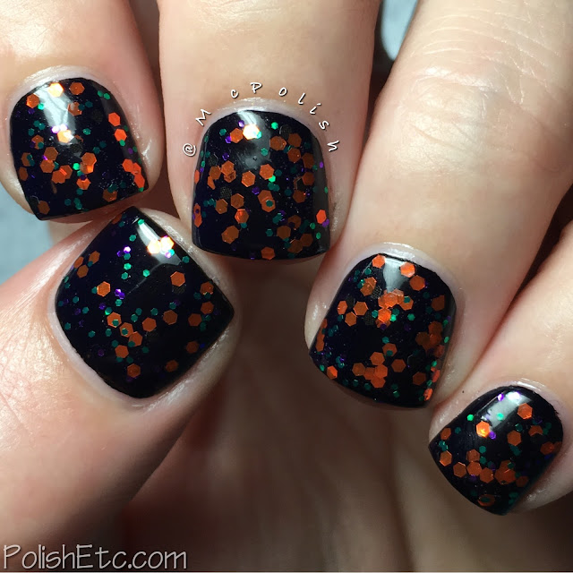 Whimsical Ideas by Pam - The Hallowhimsy Collection 2016 - McPolish - Witch and Famous