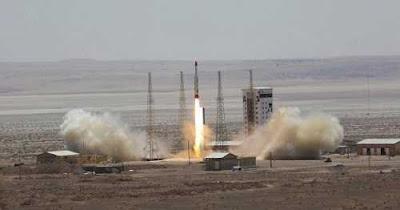Iran Launched Satellite