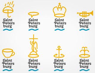 Санкт Петербург лого