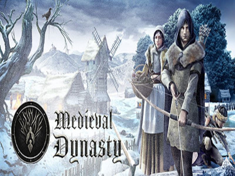 Download Medieval Dynasty Game PC Free