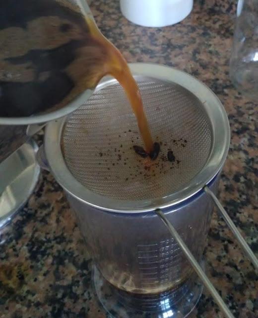 Como faço café lixo zero