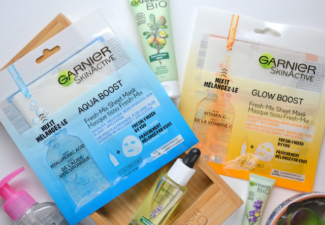 Garnier SkinActive Fresh Mix Sheet Mask