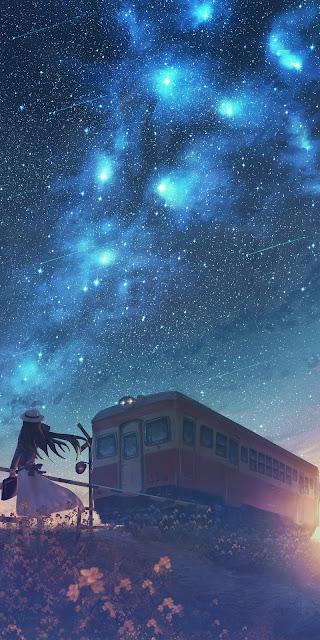 Ngắm bầu trời đầy sao đẹp tuyệt trần