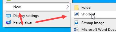 tutorial membuat shortcut website