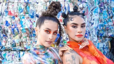 "Flor de Rap estrena ""Báilalo Mujer"" junto a Denise Rosenthal"