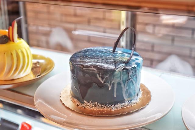 台南永康區美食【傳承烘焙坊】鏡面蛋糕