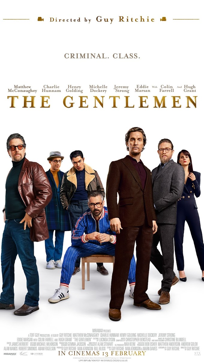 Review Filem The Gentleman