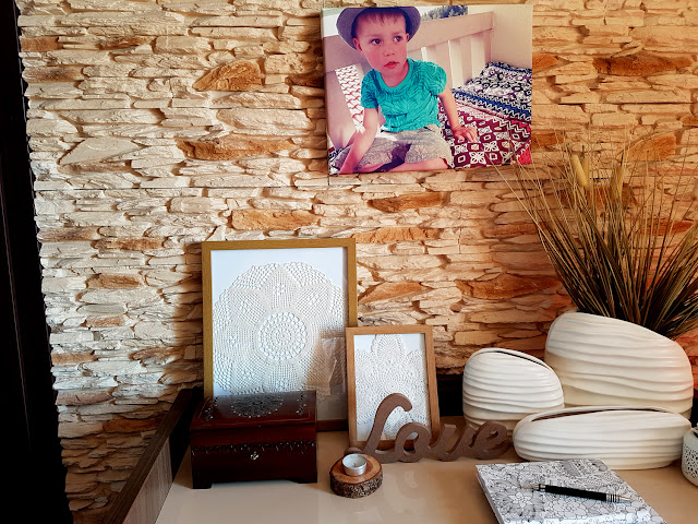 obrazy DIY - folk - szydełko- portret na płótnie - mygiftdna