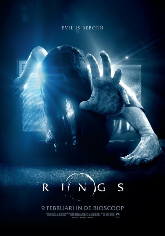 Nuevo póster de 'Rings'... esta vez desde Italia