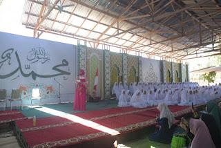 Bupati Faida Hadiri Tasyakuran Khotmil Qur'an di PP Tahfidhul Qur'an Yasinat Wuluhan
