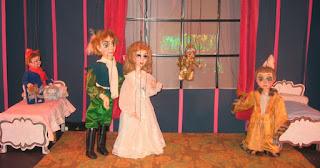 PETER PAN en las marionetas de Jaime Manzur