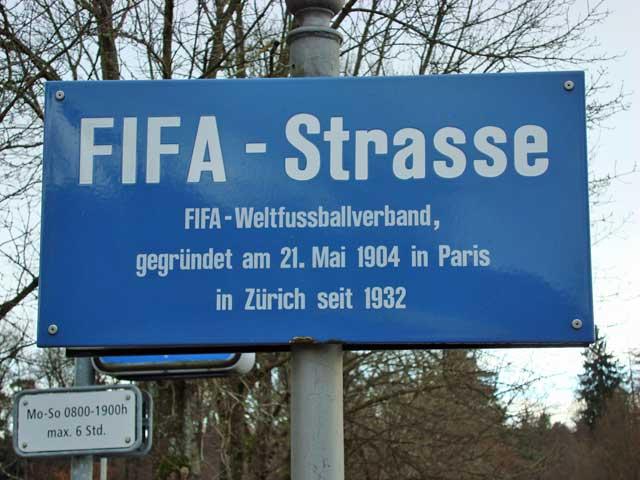 Fifa Strasse