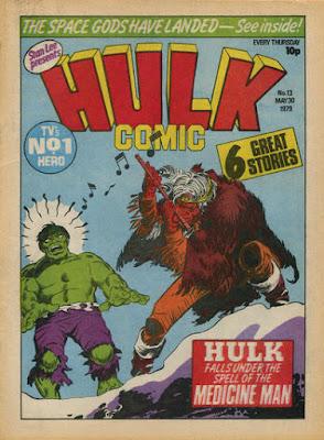 Hulk Comic #13
