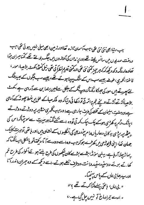 Basti Intizar Hussain PDF Download