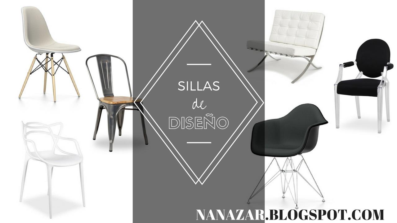 Nanazar sillas de dise o for Sillas famosas diseno industrial
