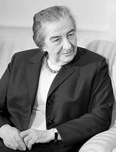 Golda Meir - Israeli Politician