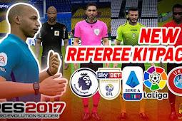 New Referee Kit Pack 2020/2021 - PES 2017