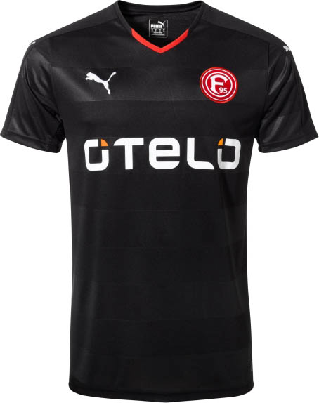 fortuna d sseldorf 15 16 kits released footy headlines. Black Bedroom Furniture Sets. Home Design Ideas