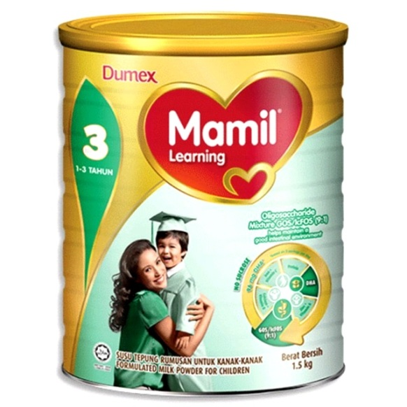 Susu untuk bayi sembelit mamil dumex
