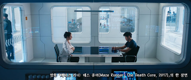 Maze Runner The Death Cure 2017 scene 03