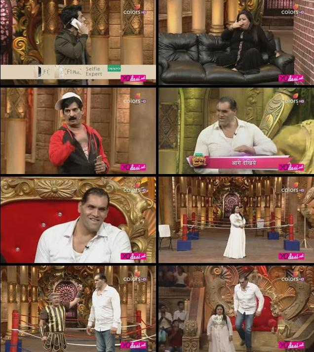 Comedy Nights Bachao 03 July 2016 HDTV 480p