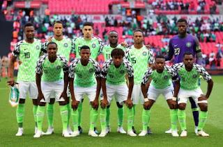 As It Happened: Nigeria 4-0 Libya