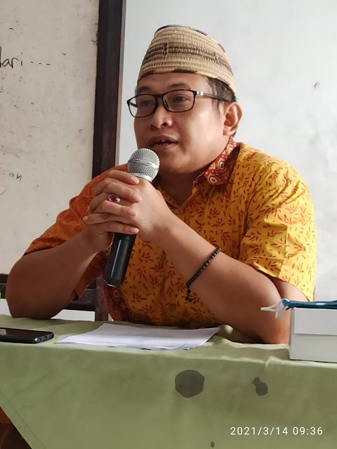 Dr. Abdul Kholiq: Mengelola Lembaga, Visinya Harus Kedepan!
