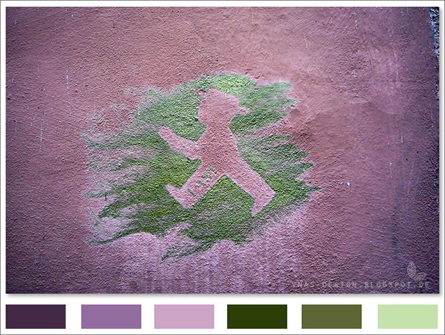 Ynas Design Blog | Colorcode | Ampelmännchen