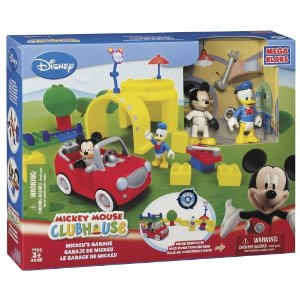 Kiddy Parlour Sold Gallery Mega Bloks Mickey Mouse