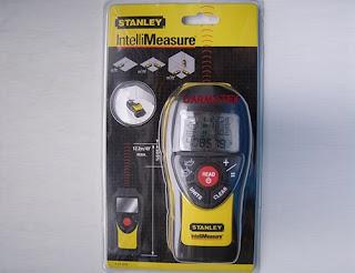 Darmatek Jual STANLEY 77018 IntelliMeasure Distance Estimator