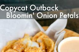 Outback Bloomin' Onion Petals (Copycat)