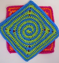 http://www.ravelry.com/patterns/library/squaring-the-spiral-dishcloth