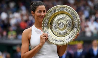Garbiñe Muguruza crowned Wimbledon champion after beating Venus Williams