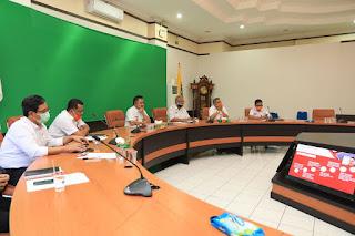 Rapat Koordinasi Pencegahan Korupsi Sektor Perbankan Wilayah Kaltara - Tarakan Info