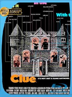 Clue [1985] HD [1080p] Latino [GoogleDrive] SilvestreHD